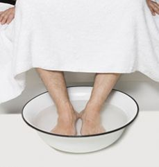 Salt Your Feet to Fall Asleep | Health & Healing