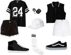 "Outfit inspired by: Beast in ""Good Luck"" MV"