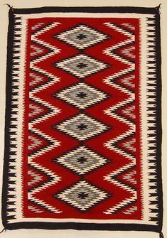 Navajo weaving.  Amazing.