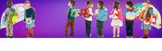 Toucan Toys - Quality Educational Children's Toys store. Distributor of Lilliputiens in Norway