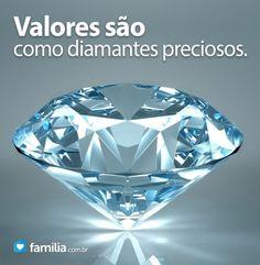 Familia.com.br | Como #escolher #valores para #ensinar sua #família. #Fe #Espiritualidade