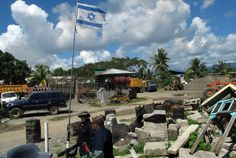 Why do island nations like Palau and Nauru vote with Israel at the U.N.? Israeli aid has something to do with it.