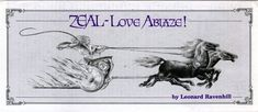 Zeal Love Ablaze