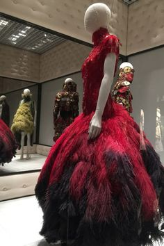 V&A Alexander McQueen: Savage Beauty - click through for our exhibition preview