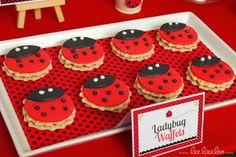 Ladybug Party #ladybugparty #food
