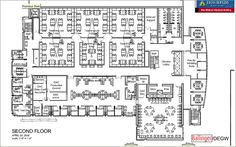 John Hopkins New Medical Education Building- Second Floor