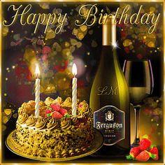 Animated Happy Birthday Wishes, Happy Birthday Greetings, Happy Brithday, Happy Birthday Cakes, Happy Birthday Pictures, Birthday Name, Name Day, Birthday Candles, Valentines Day