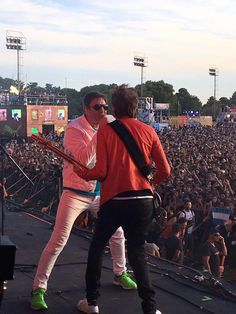 Thank you for an amazing night! Buenas Noches #BuenosAires #duranlive #LollapaloozaAr 