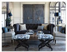 Nate Berkus Fabric Collection for Calico  #NateBerkus #Calico