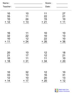 √ Free Math Worksheets Second Grade 2 Addition Adding Missing Addend Sum Under 20 . 5 Free Math Worksheets Second Grade 2 Addition Adding Missing Addend Sum Under 20 . Make 10 Addition Strategy solutions Examples Videos Short A Worksheets, Letter P Worksheets, Array Worksheets, Rounding Worksheets, Counting Money Worksheets, Preschool Number Worksheets, Handwriting Practice Worksheets, Subtraction Worksheets, Free Preschool