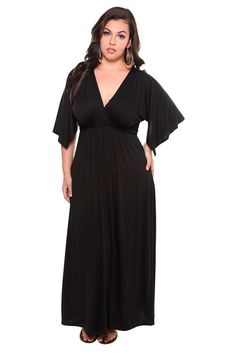 Always wanted a maxi and this is one that can be worn for a night on the town. Love it! From Torrid.