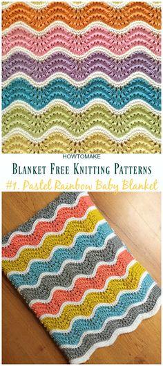 674 besten Stricken Bilder auf Pinterest in 2018 | Crochet patterns ...