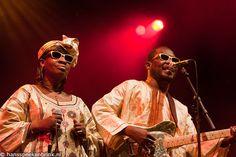 Amadou & Mariam @ North Sea Jazz by Hans Speekenbrink