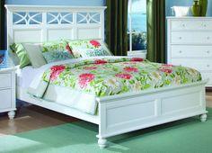 5 Pc Full Bedroom Set Sanibel Collection