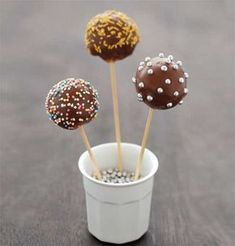 See related links to what you are looking for. Cake Pops, Cupcake Recipes, Dessert Recipes, Healthy Cupcakes, Nutella Cake, Marshmallow Pops, Homemade Butter, Cold Meals, Food Design