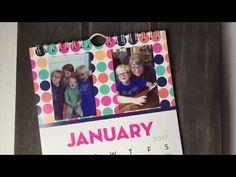 Video Tutorial: HP Sprocket Photo Calendar