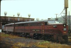 #601 ALCo PA Lehighton PA engine house Engine House, Work Horses, Rolling Stock, Lehigh Valley, Diesel Engine, Locomotive, Modeling, Transportation, Past