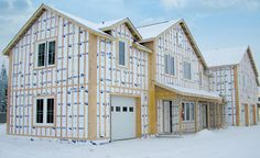 EPS insulation R-Tech expanded polystyrene insulation from Insulfoam.