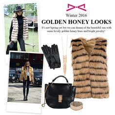 Golden Hues for sweet like honey looks. Fall Winter 2015, Honey, Sweet, Image, Fashion, Candy, Moda, Fashion Styles, Fashion Illustrations