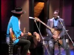 Albert King & Stevie Ray Vaughan - Blues Jam Session - YouTube.  An Absolute Favorite of Mine - Donna