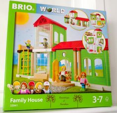 Brio World has been enjoyed in our home before and it is something that my kids thoroughly loved and used to play for hours with. Best Baby Gifts, Brio, Holiday Gift Guide, Giveaways, Let It Be, Toys, World, Healthy, Activity Toys