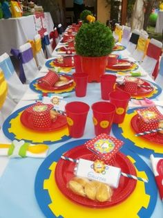 Colorida fiesta de la Casa de Mickey Mouse | Blog de BabyCenter