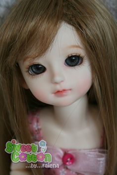 Face Up : Ange AI - Gaby by faie_na, via Flickr