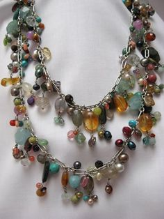michelleyorkdesigns.com- great for using up all your beautiful stray beads-inspiration only