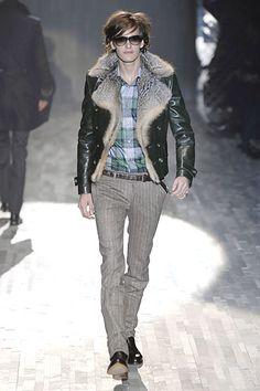 Gucci - Fall 2007 Menswear - Look 16 of 44