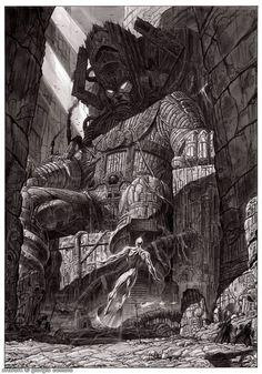 Galactus by Giorgio Comolo