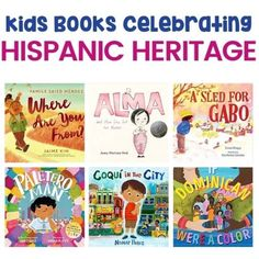 Celebrate Latinx and Hispanic stories with these fiction and non-fiction recommendations for readers of all ages! Hispanic Heritage, Stories For Kids, Picture Books, Nonfiction, Cool Pictures, Celebrities, Fun, Stories For Children, Non Fiction
