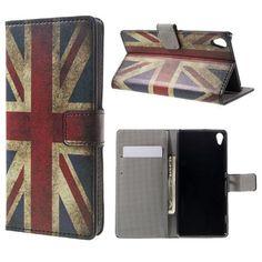 Köp Plånboksfodral Sony Xperia XA UK-flagga online: http://www.phonelife.se/planboksfodral-sony-xperia-xa-uk-flagga