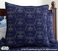 <em>Star Wars</em>™ Darth Vader™ Euro Quilted Sham