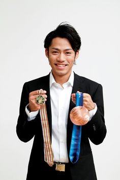 Daisuke Takahashi - Japanese figure skater; Vancouver 2010 Bronze Medalist, Figure skating, Men; World Champion 2010, Figure skating, Men.