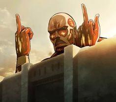 Attack on Titan x Male Reader