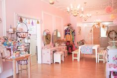 8d34221be36 Offering themed parties for girls ages Olive Mae Party Venue.