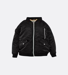 The Brand black bomb jacket