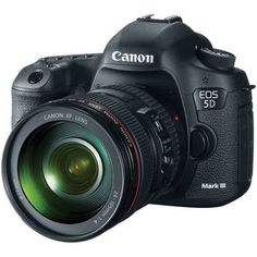 Canon EOS 5D Mark III Digital Camera...just in case I have a rich benefactor out there. ;)