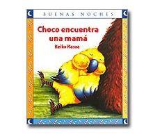 Choco está buscando desesperadamente una mamá, y aunque la busca aquí y allá, parece imposible encontrarla.