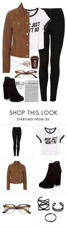 """229 - 04/04/16"" by dreams-of-vogue ❤ liked on Polyvore featuring Topshop and H&M"