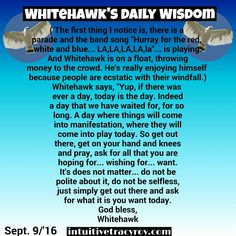 Woot woot! What a day for manifestation Little Hawks! Whitehawk is guiding us to pray today and ask for all we hope and wish for during this 9-9-9 day. Remember, ask for what you want but be open to how it arrives and then let it go!! #abundance #manifestation #numerology