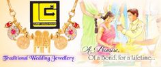 Promise for ever  Luxmy Traditional Wedding Jewellery
