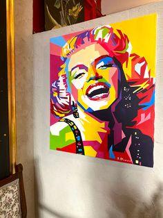 #katiefeygieart #katiefeygieartgallery #artgallery #artwork #artprague #pragueart #popart #artistic #katiemargolin #alrjandromoreeti #painting #popartpainting #marilyn monroe #monroeart Marilyn Monroe, Pop Art, Art Gallery, Artist, Artwork, Painting, Art Museum, Work Of Art, Auguste Rodin Artwork