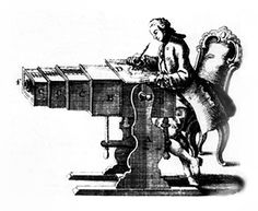 "Camera Obscura, Georg Friedrich Brander (1713 - 1785), 1769 CAM_OBS_1.GIF"">   Camera Obscura"