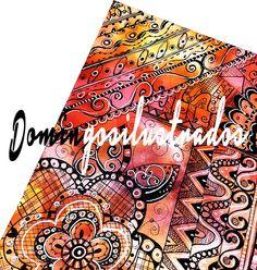 PATCHWORK DOODLE ALS #DOMINGOSILUSTRADOS.   Les Antònies