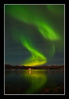 pinterest.com/fra411 #aurora #borealis - Alaska