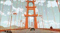 "San Fransokyo ""Big Hero 6"""