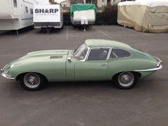 1967 Jaguar E-Type 4.2 FHC