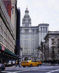 Chambers Street New York