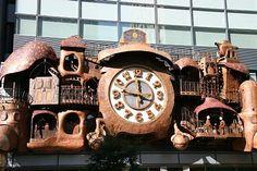 からくり大時計